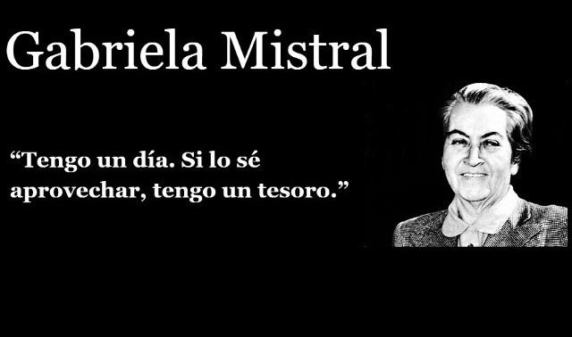 San Francisco en Gabriela Mistral
